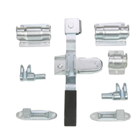 Steel Rod Door Lock 103920S