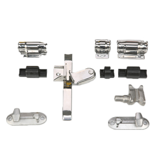 Steel Rod Door Lock 103610