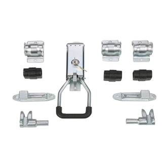 22mm Steel Rod Door Lock 102510
