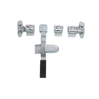 Steel Rod Door Lock 103910S
