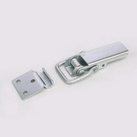 Lockable Toggle Fastener & Hook 106150