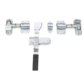 Steel Rod Door Lock 103310